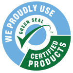 Bee Natural Cleaning uses Green Seal Certified Products