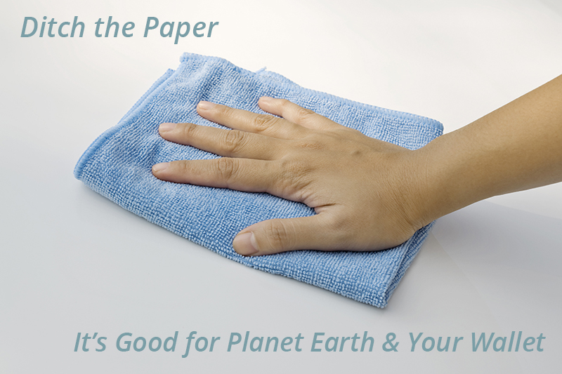 Microfiber by Bee Natural Cleaning